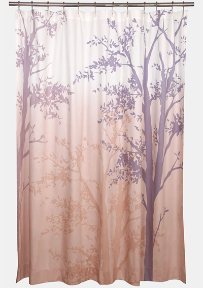 Blissliving Home 'Amelie Blush' Shower Curtain