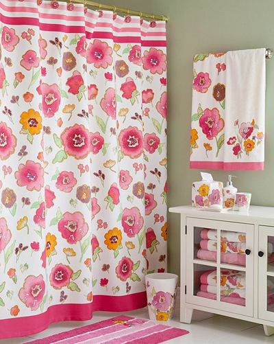 Floral Fusion Bath Collection