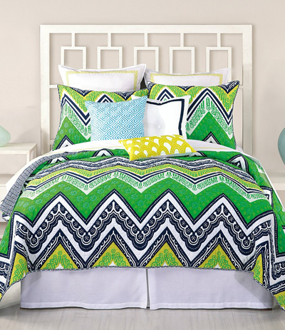 Trina Turk Tangier Stripe Bedding Collection