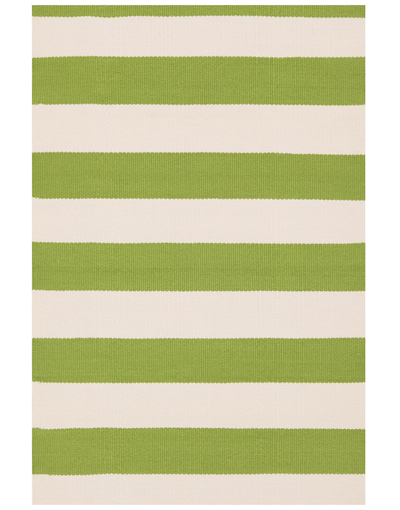 Dash & Albert Indoor Outdoor Catamaran Stripe Rug