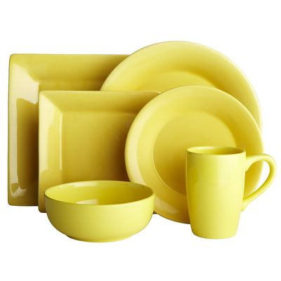 Essential Dinnerware in Butter