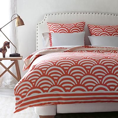Coral Lamu Bedding Collection