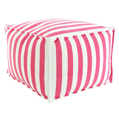 Dash & Albert Trimaran Pouf