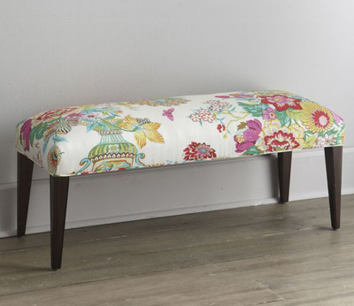 "Haute House ""Lily"" Bench"