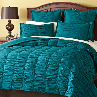 Turquoise Bedding | Decor by Color : teal quilt bedding - Adamdwight.com