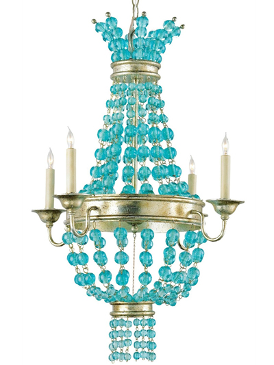 Currey & Company Serena Small Chandelier