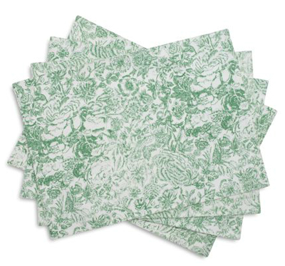 Garden Toile Placemats