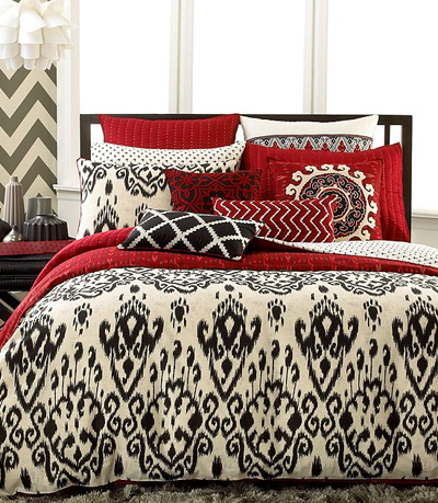 INC Ikat Bedding Collection