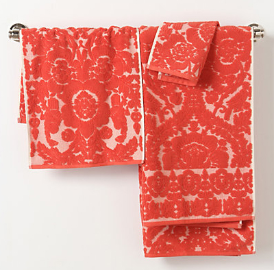 Perpetual Blooms Towels