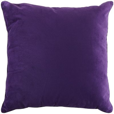 Purple Plush Pillow
