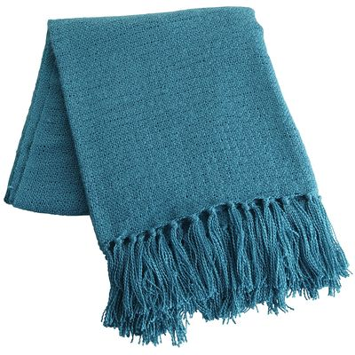 Turquoise Everyday Throw