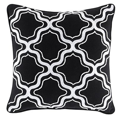 Alexa Fishnet Decorative Pillow