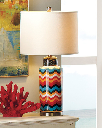 Chromatic Table Lamp