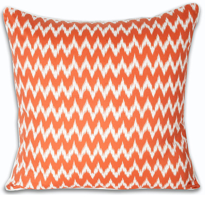 Ian Ikat Decorative Pillow