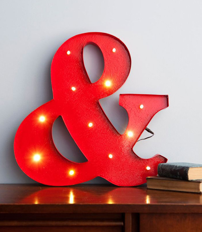Lampersand Ampersand Light