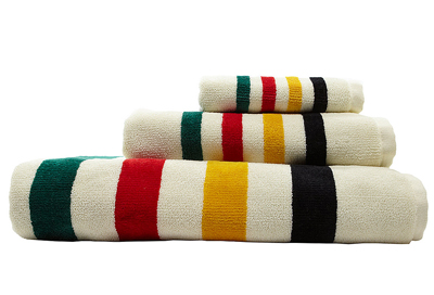 Pendleton Glacier National Park Bath Towels