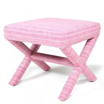 Pink Rigsby X-Bench