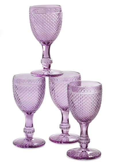 The Royal Chalice Glass Set