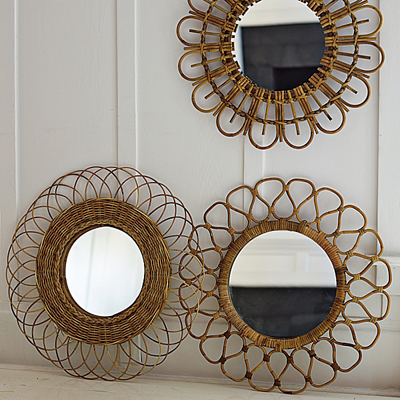 Woven Mirrors