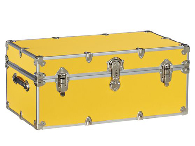 Yellow Dorm Trunk