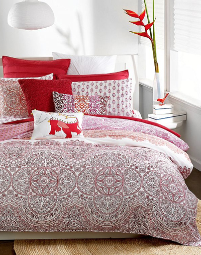 Bar III Henna Bedding Collection