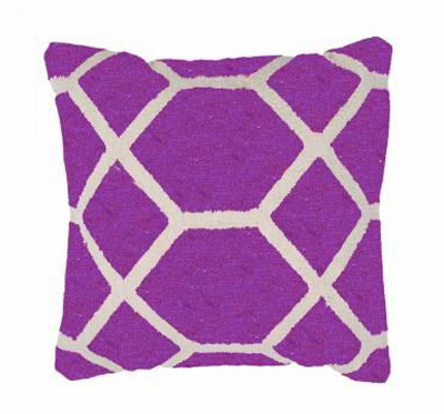 Grape Tortoise Pillow (Set of 2)