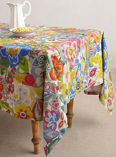 Cimbrone Tablecloth