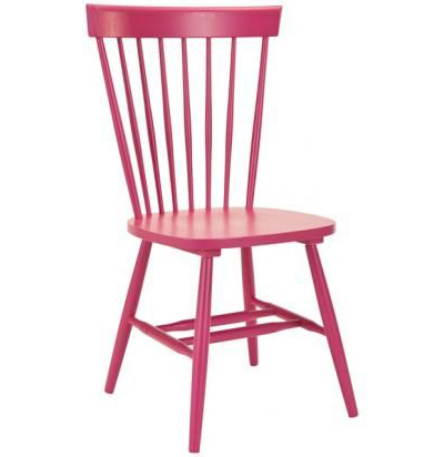Fuschia Ruby Chair (Set of 2)