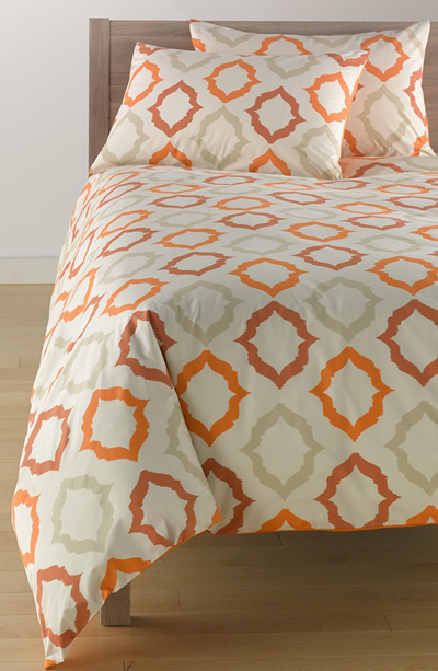 Orange Jaffa Zahara Duvet