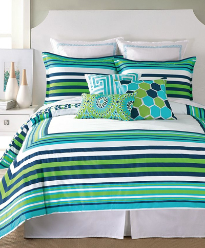 Trina Turk Huntington Stripe Bedding