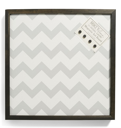 Bailey Framed Magnet Art Board