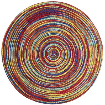 Color Wheel Placemat