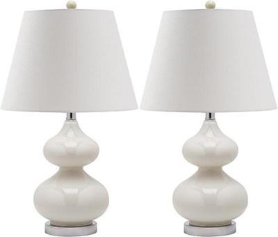 Eva Double Gourd Glass Table Lamp