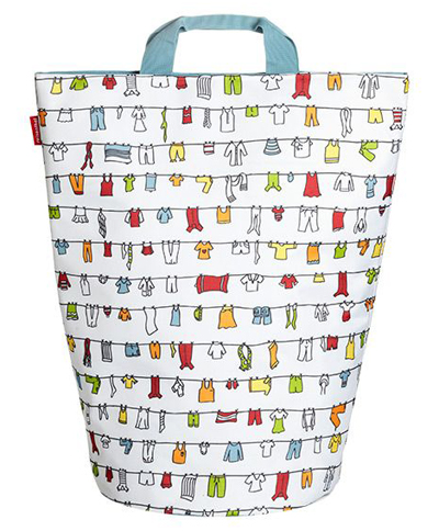 Clothesline Laundry Hamper