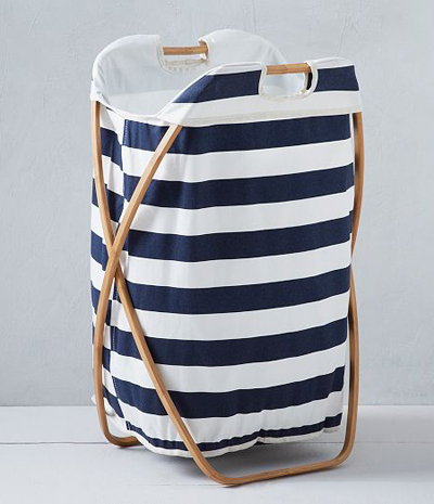 Bamboo Laundry Single Hamper
