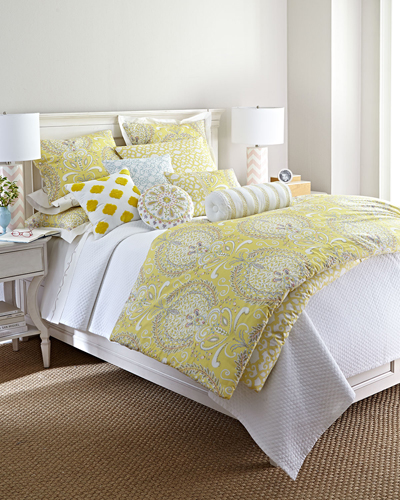 Yellow Bedding | Decor by Color