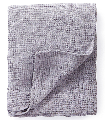 Luxury Comfort Washed Linen Throw