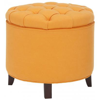 Oxford Storage Ottoman