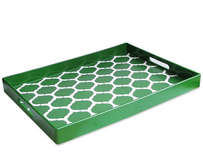 American Atelier Garden Lattice Tray
