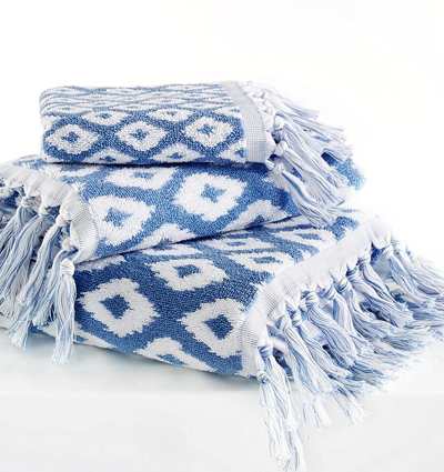 Madison Jacquard Bath Towel Collection
