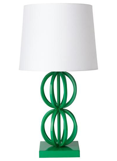 Superb Two Ring Table Lamp Base