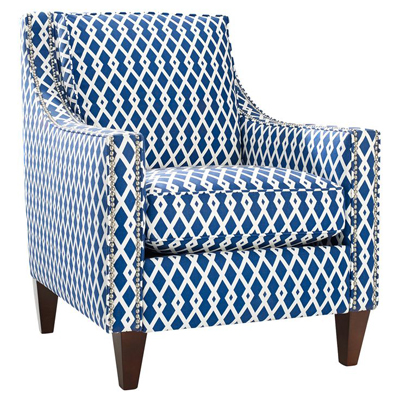 Ultramarine Pryce Accent Chair