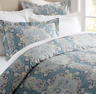 Ainsley Paisley Duvet Cover