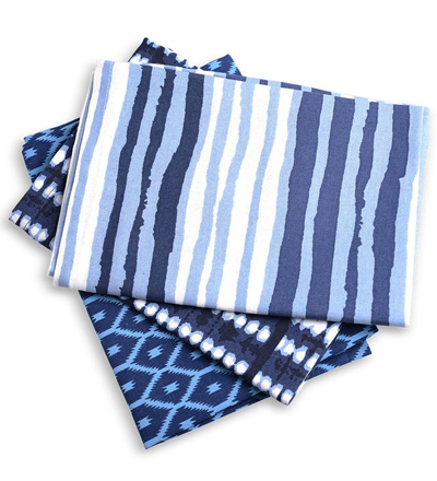 Indigo Dishtowels