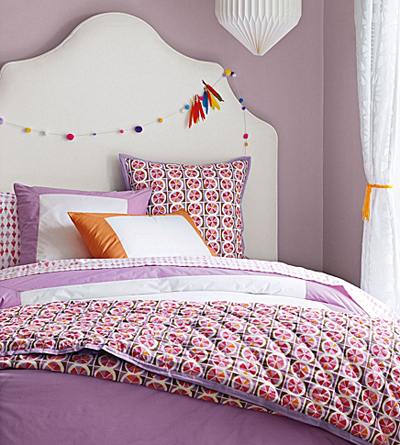 Color Frame Duvet Cover & Shams