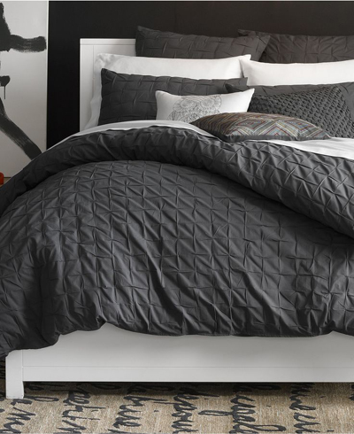 Black Bedding Decor By Color