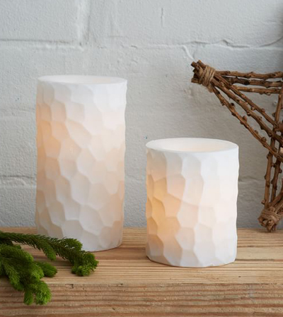 Echo Pillar Flameless Candles