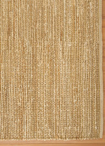 Heathered Chenille Jute Rug