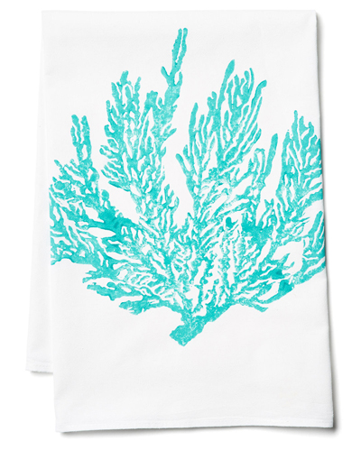 Sea Fan Tea Towels