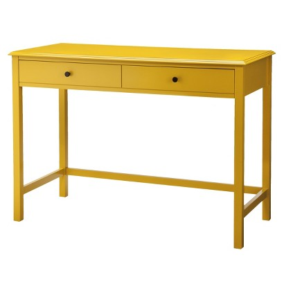 Yellow Windham Desk